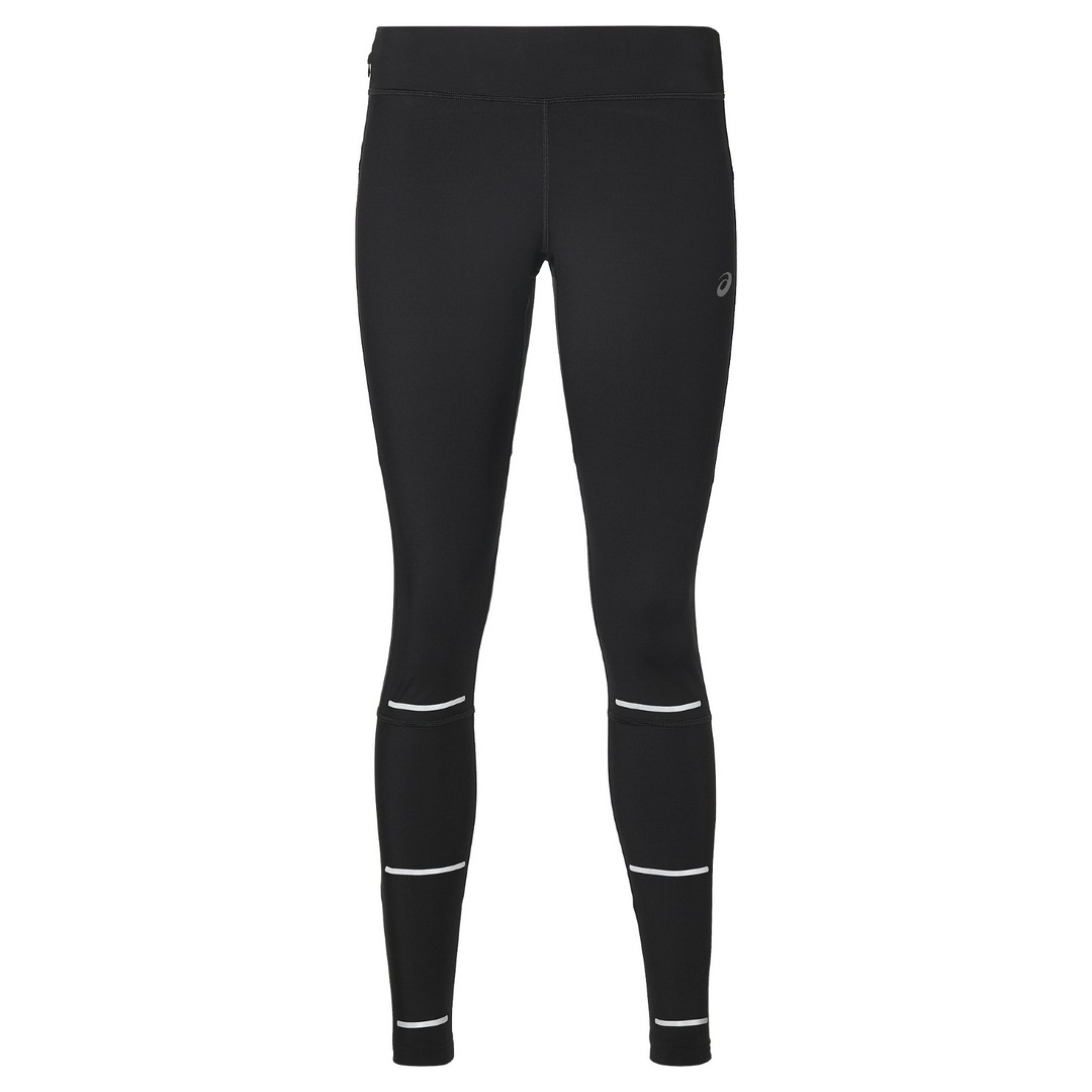 Asics LITE SHOW WINTER TIGHT, ženska tekaška jakna, črna