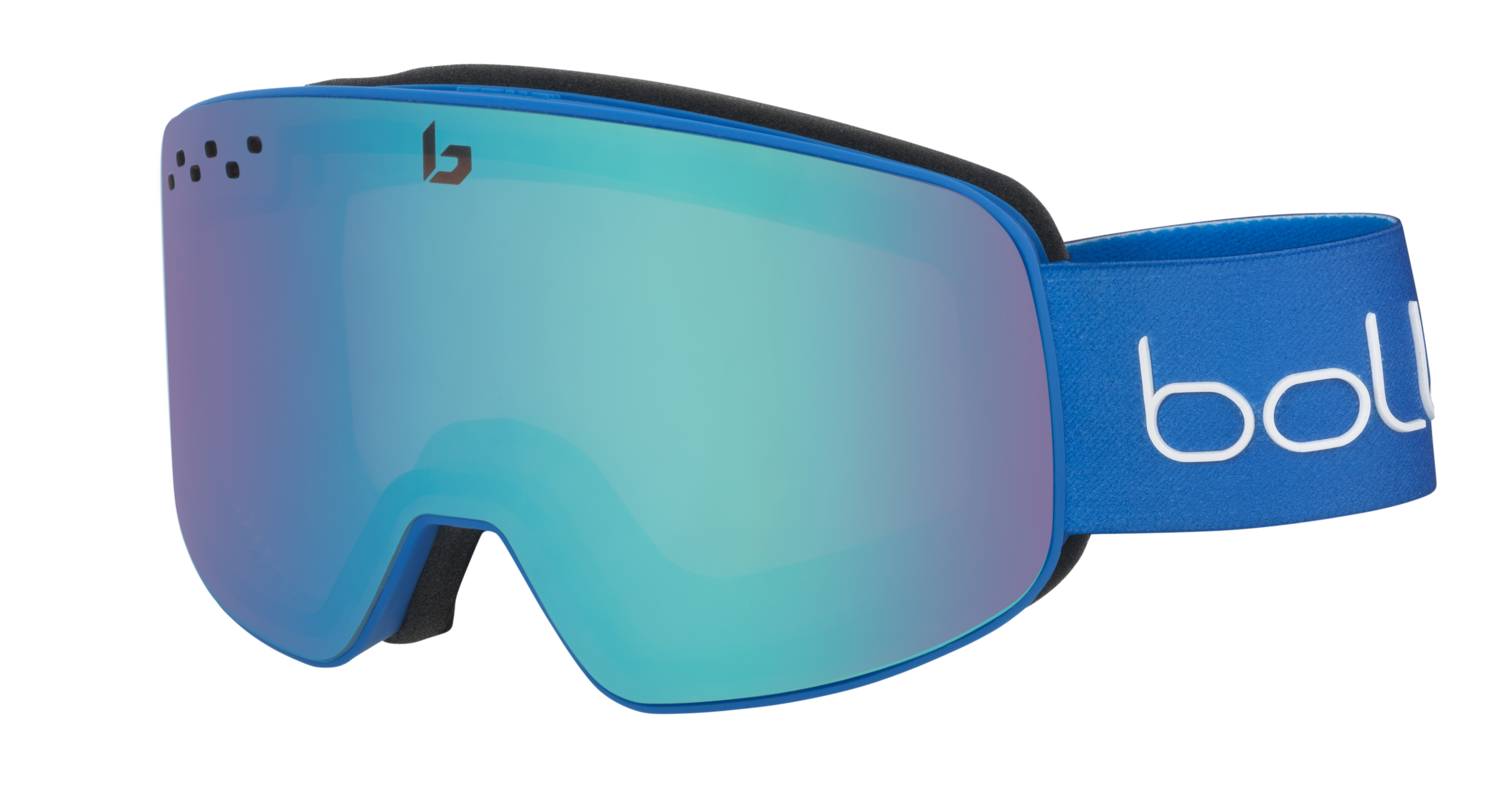Bolle NEVADA, smučarska očala, modra