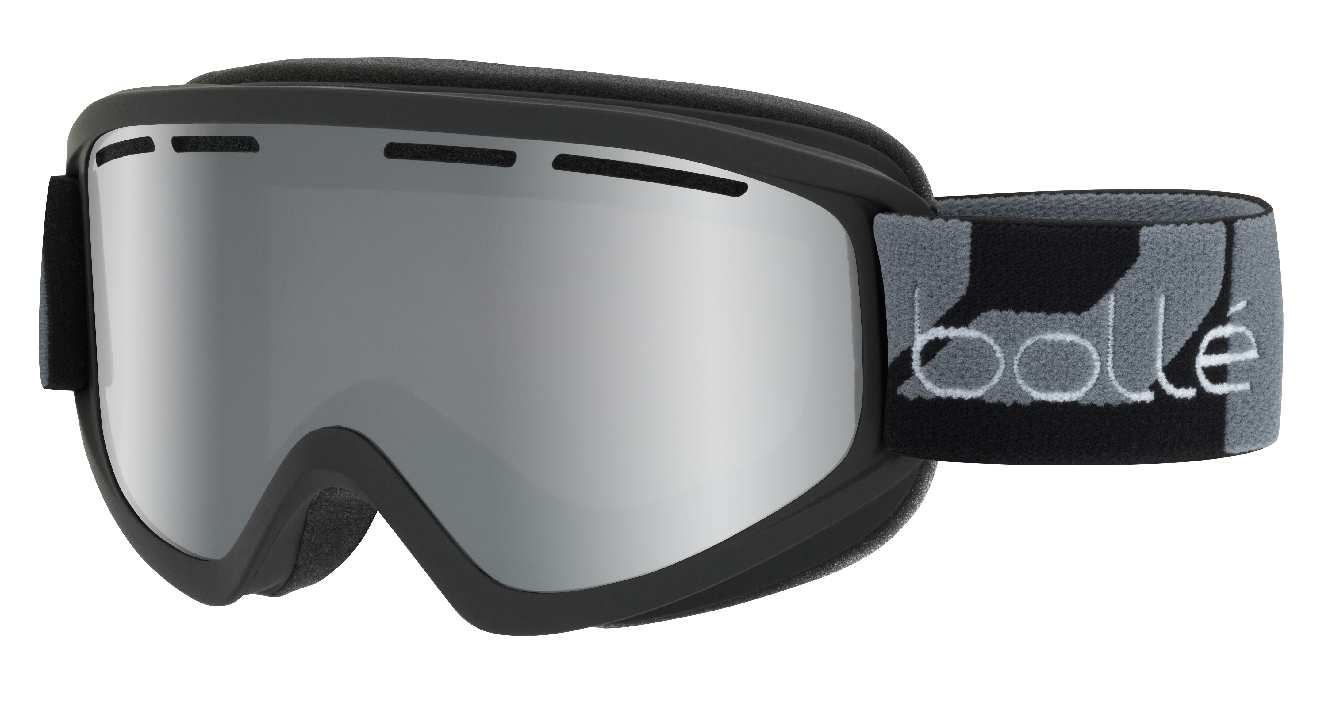 Bolle SCHUSS, smučarska očala, črna