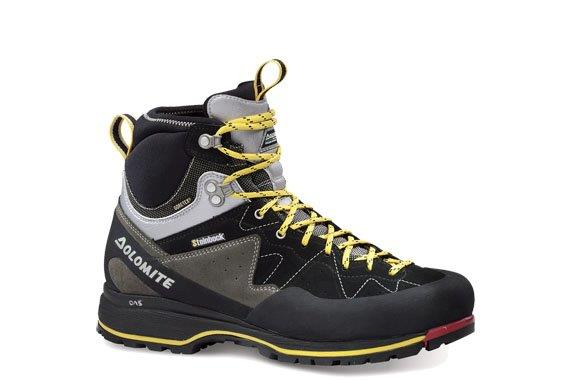 Dolomite STEINB.AP.HP GTX, moški pohodni čevlji, črna