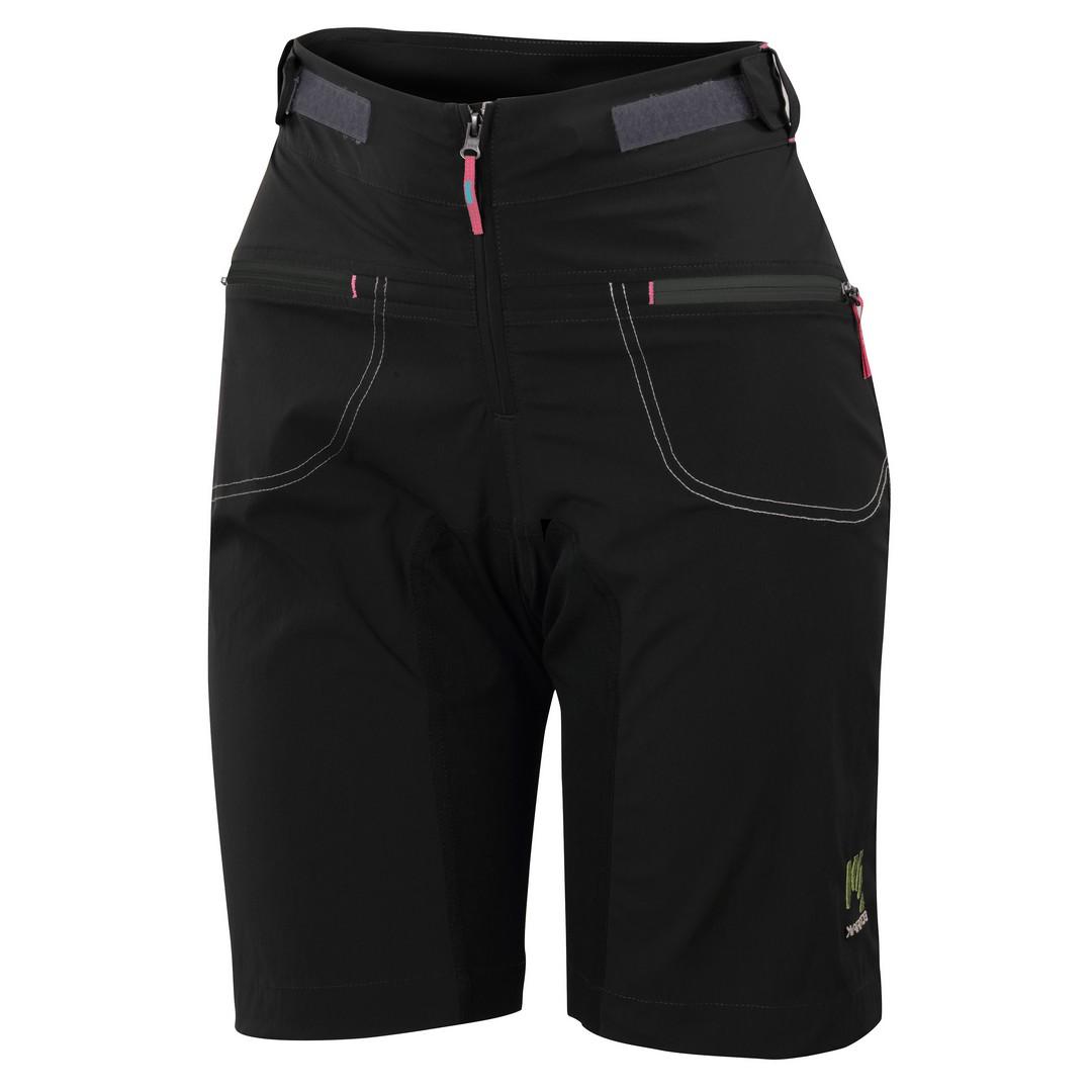 Karpos BALLISTIC EVO W SHORT, hlače, črna