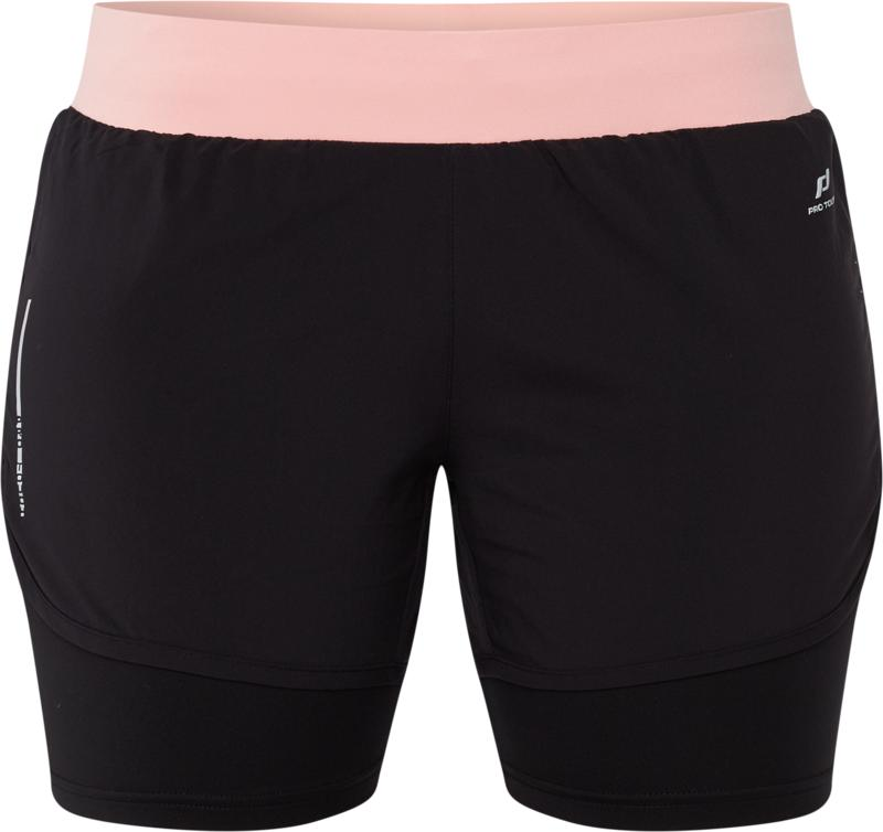 Pro Touch RUFINA III WMS, ženske tekaške hlače, črna