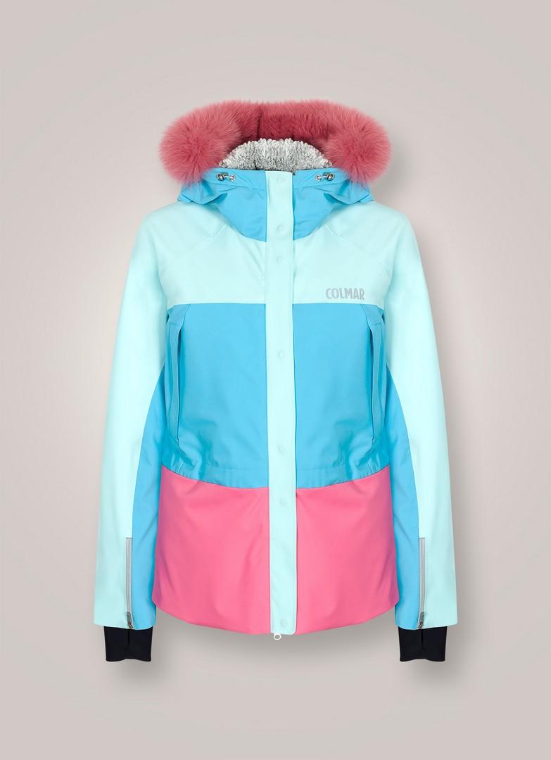 Colmar MD2984F9RT, ženska smučarska jakna, modra