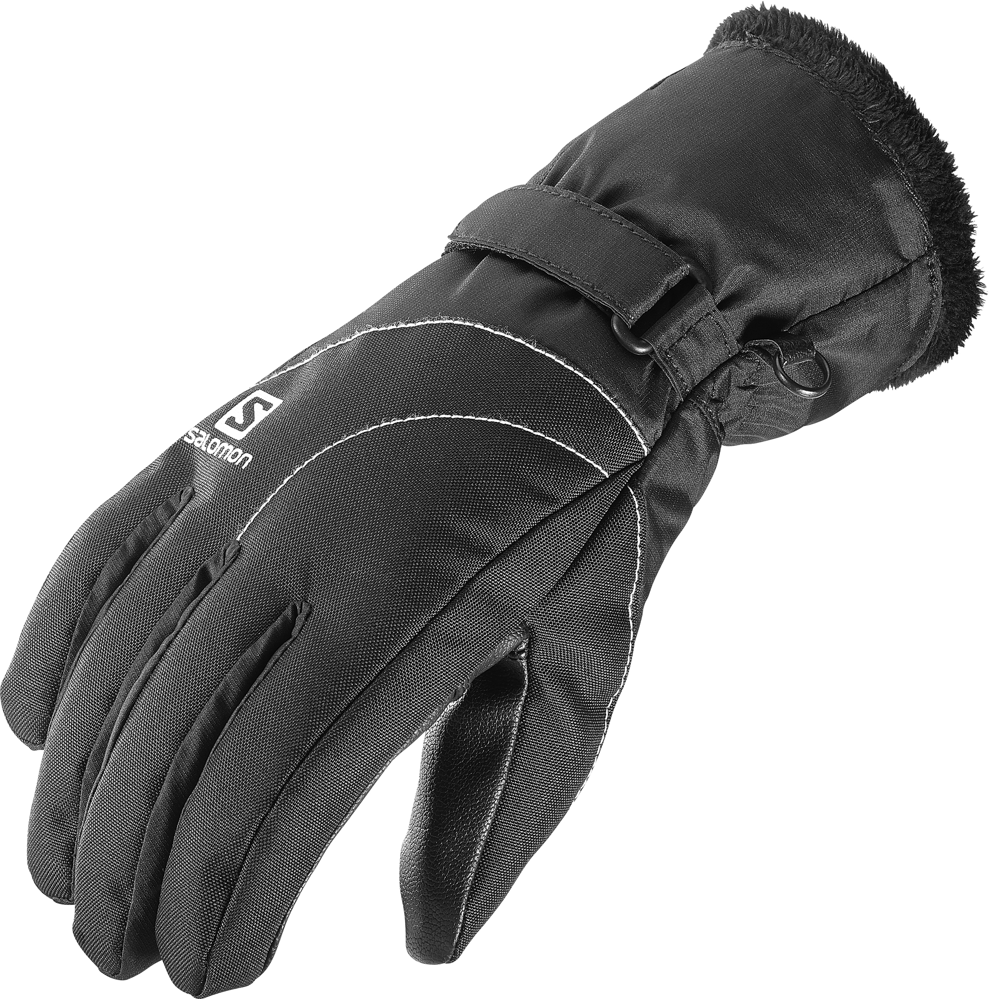 Salomon FORCE GTX® W, ženske smučarske rokavice, modra