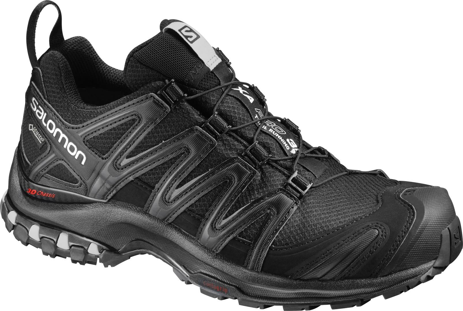 Salomon Xa Pro 3d Gtx® W, ženski tekaški copati, črna