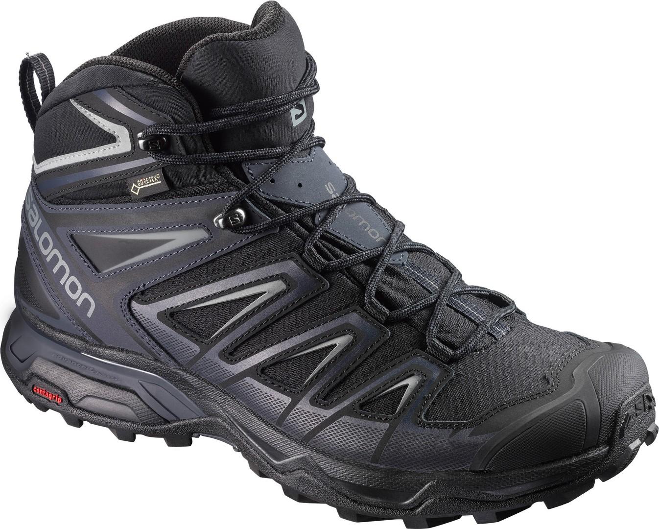 Salomon X ULTRA 3 MID GTX®, moški pohodni čevlji, modra