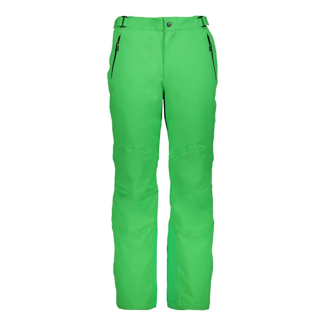 CMP MAN PANT, moške smučarske hlače, zelena