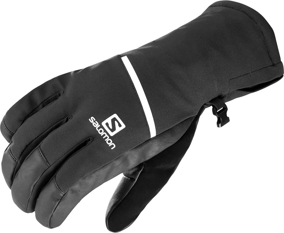 Salomon PROPELLER ONE M, moške smučarske rokavice, črna