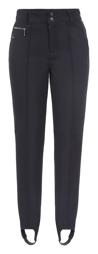 Luhta JOENTAKA, ženske smučarske hlače, črna