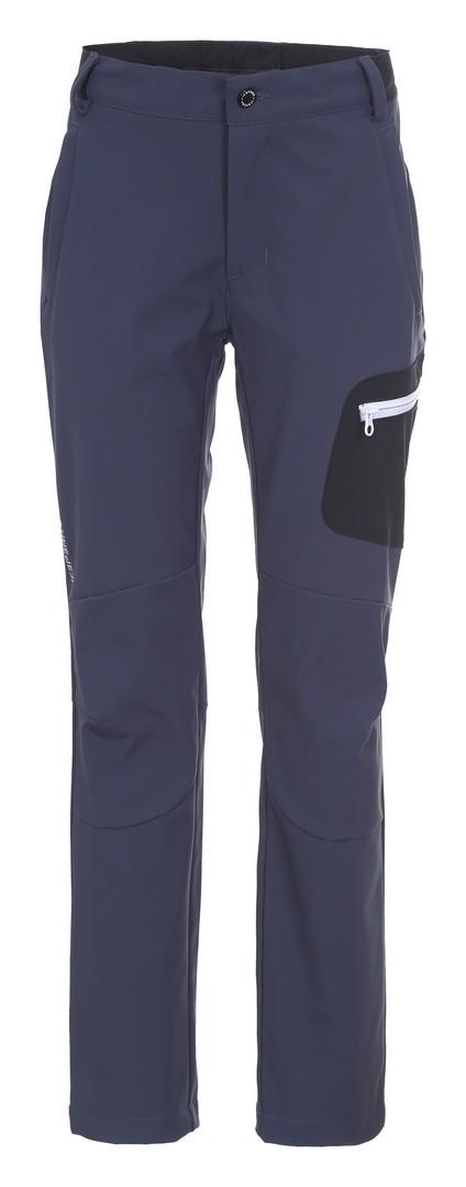 Icepeak KILDEER JR, otroške pohodne hlače, siva
