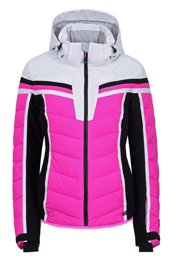 Icepeak FLORA, ženska smučarska jakna, roza