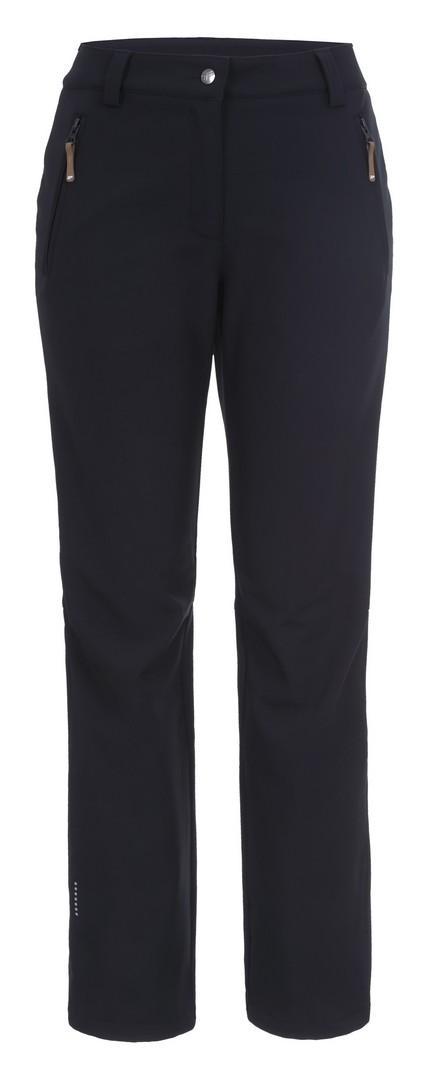 Icepeak SAVITA, ženske pohodne hlače, črna