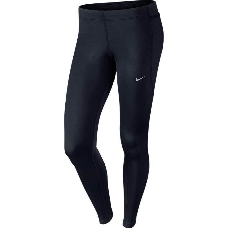 Nike 645599, ženske tekaške pajke, črna