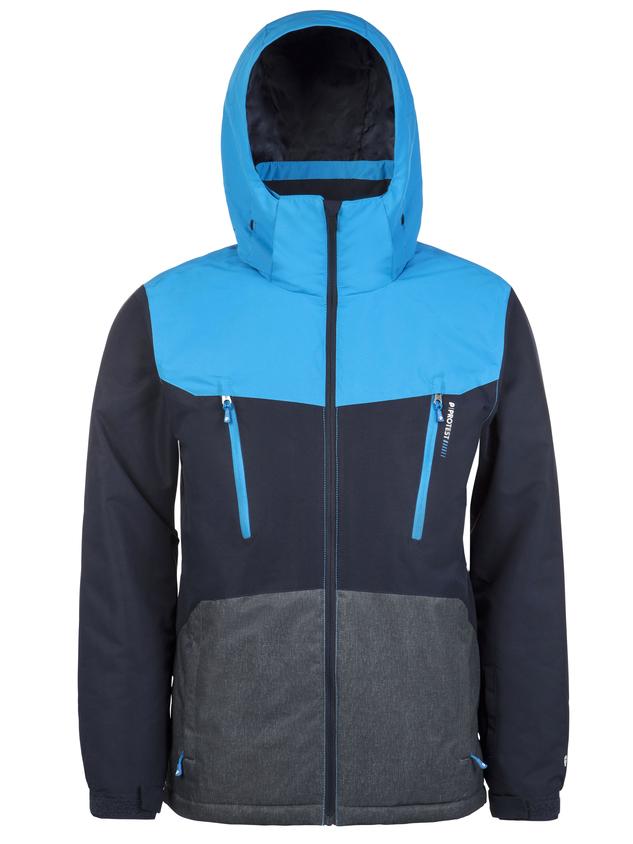 Protest TAILGRAB 18, moška smučarska jakna, modra