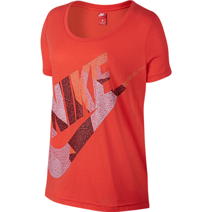 Nike 846476, ženska majica, srebrna