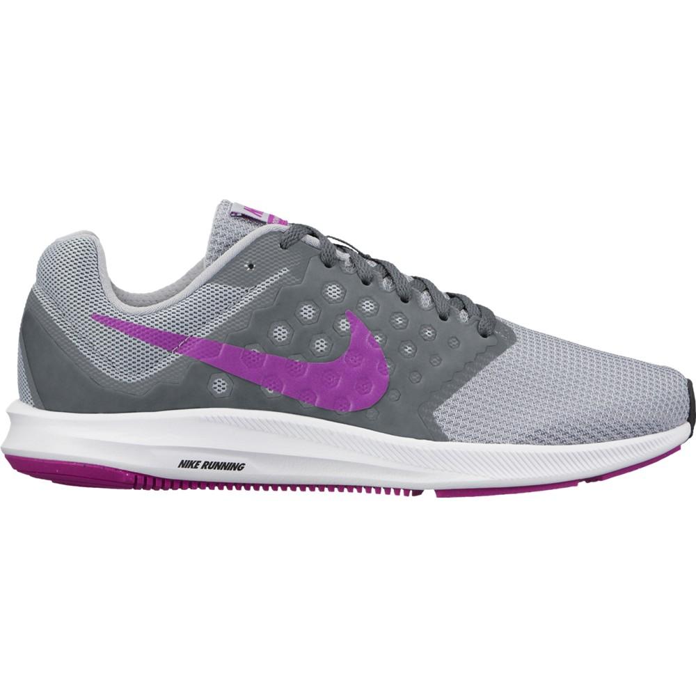Nike WMNS NIKE DOWNSHIFTER 7, ženski tekaški copati, siva