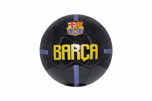 Barcelona BARCELONA HOME, nogometna žoga, črna