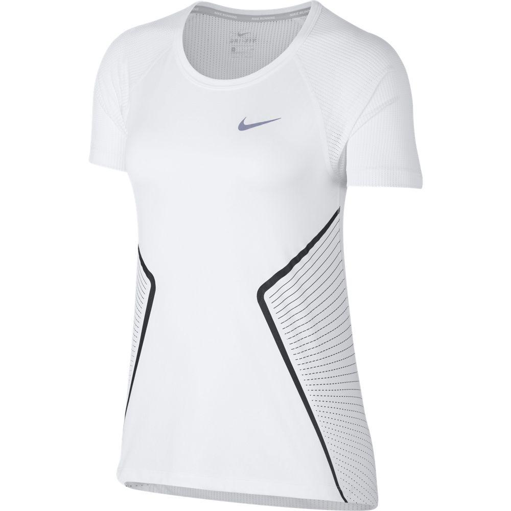 Nike 890349, ženska tekaška majica, bela