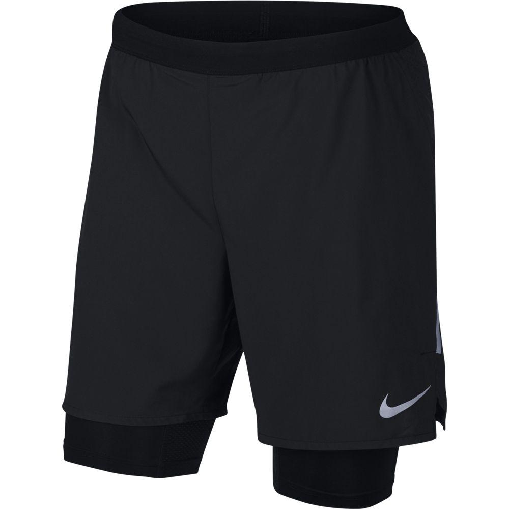 Nike 892905, moške kratke tekaške hlače, črna