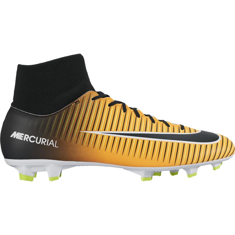 Nike MERCURIAL VICTORY VI DF FG, moški nogometni čevlji, rumena