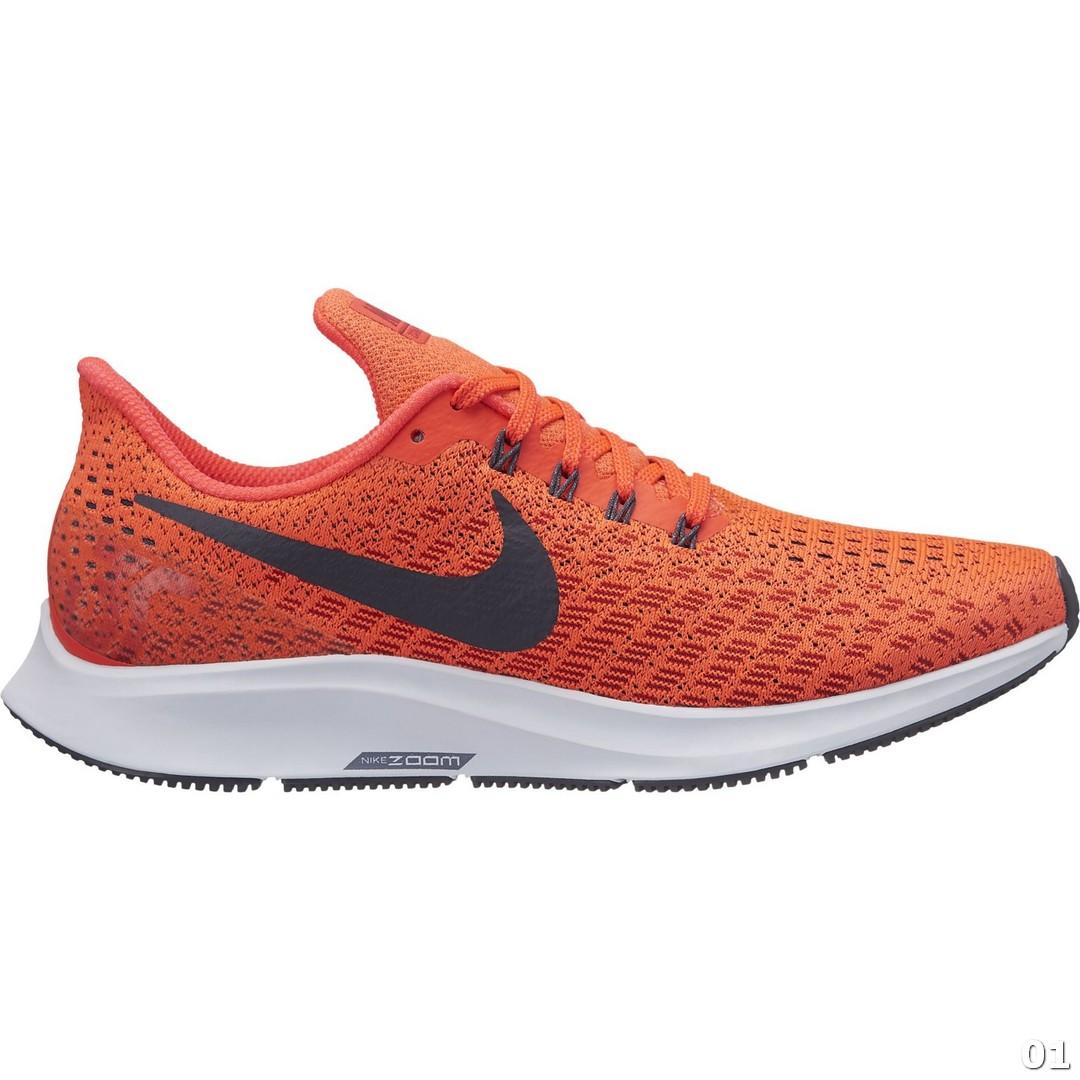 Nike WMNS NIKE AIR ZOOM PEGASUS 35, ženski tekaški copati, rdeča