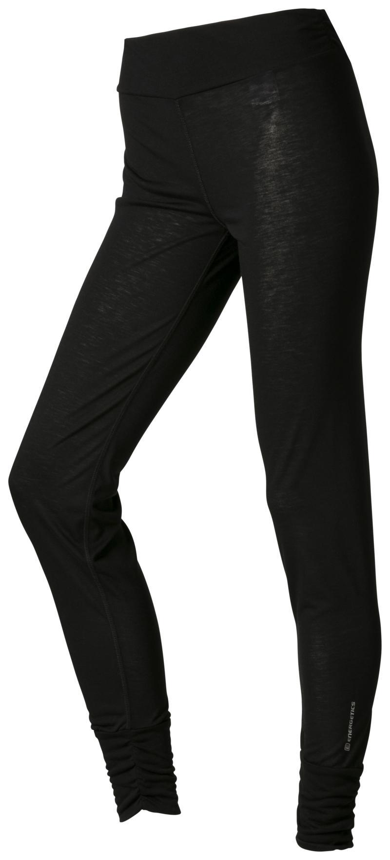 Energetics ABART II  WMS, ženske fitnes hlače, črna