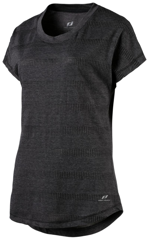Pro Touch AGNY WMS, ženska tekaška majica, črna