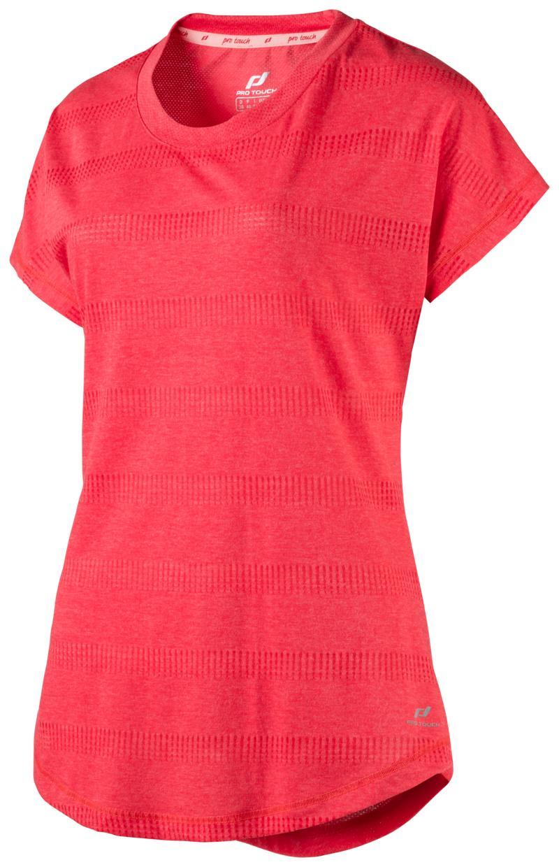 Pro Touch AGNY WMS, ženska tekaška majica, rdeča