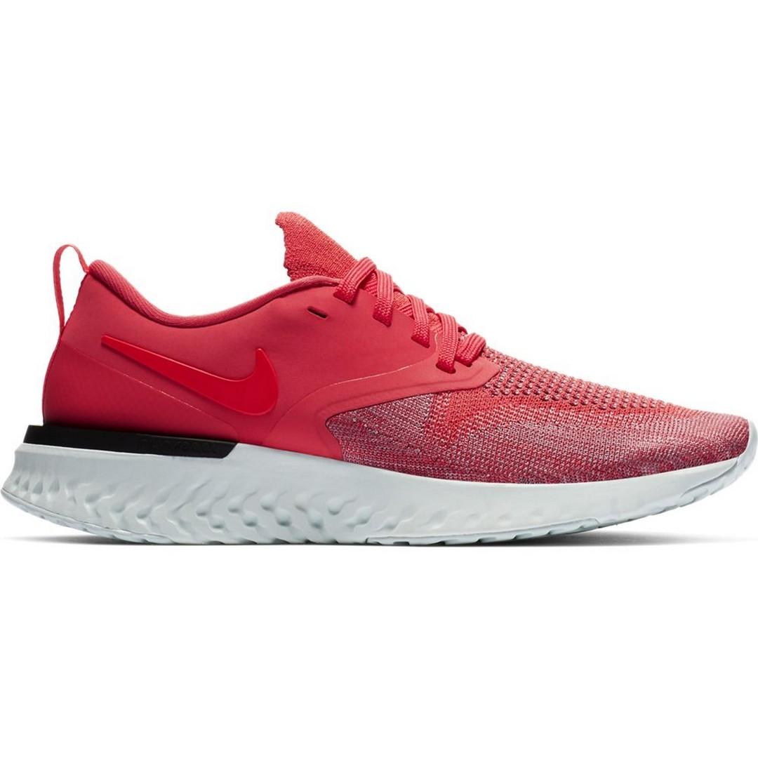 Nike W NIKE ODYSSEY REACT 2 FLYKNIT, ženski tekaški copati, rdeča