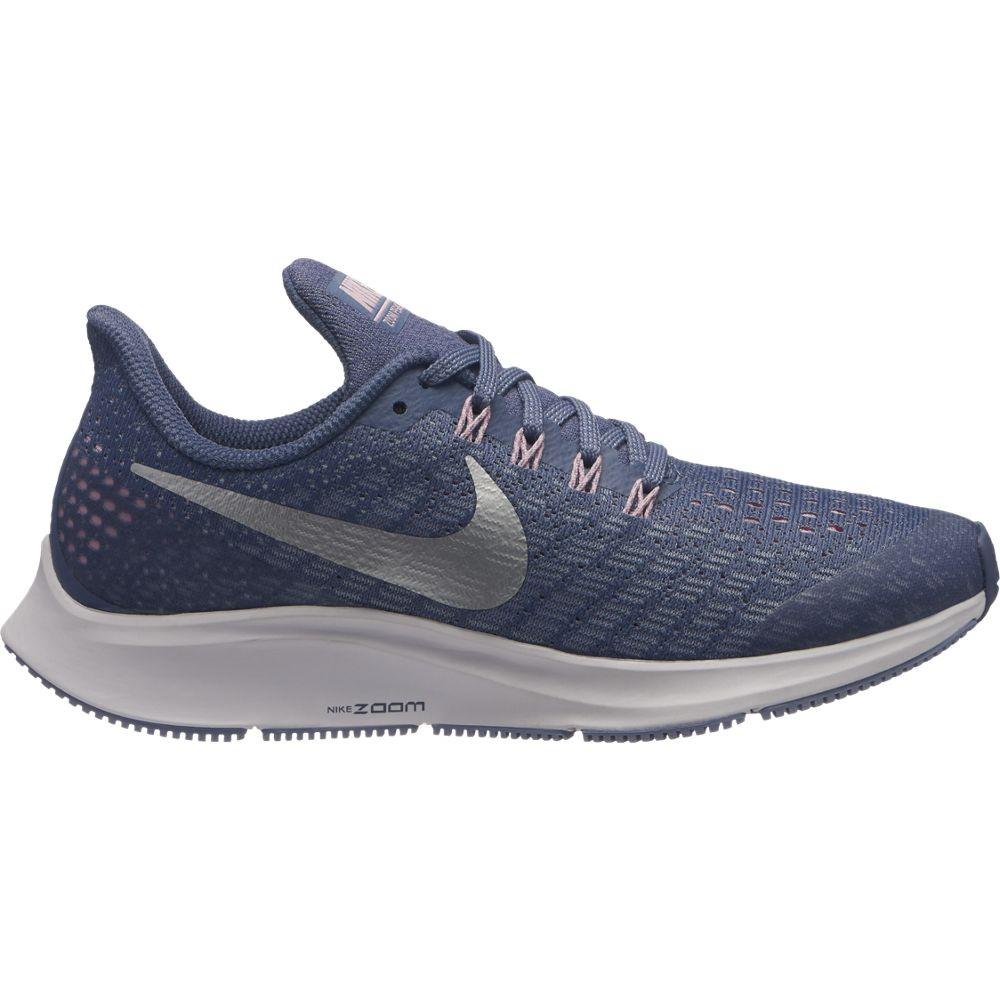 Nike NIKE AIR ZOOM PEGASUS 35 (GS), otroški tekaški copati, modra