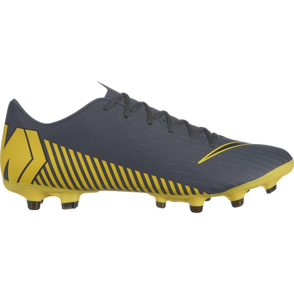 Nike VAPOR 12 ACADEMY FG/MG, moški nogometni čevlji, siva
