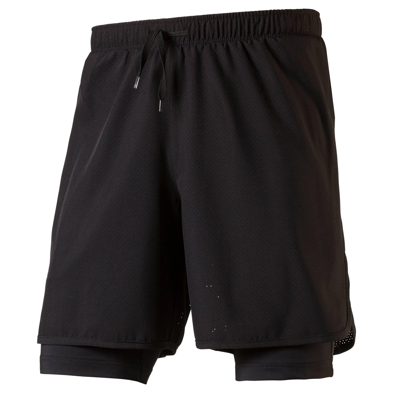 Pro Touch ALLEN IV UX, moške kratke tekaške hlače, črna