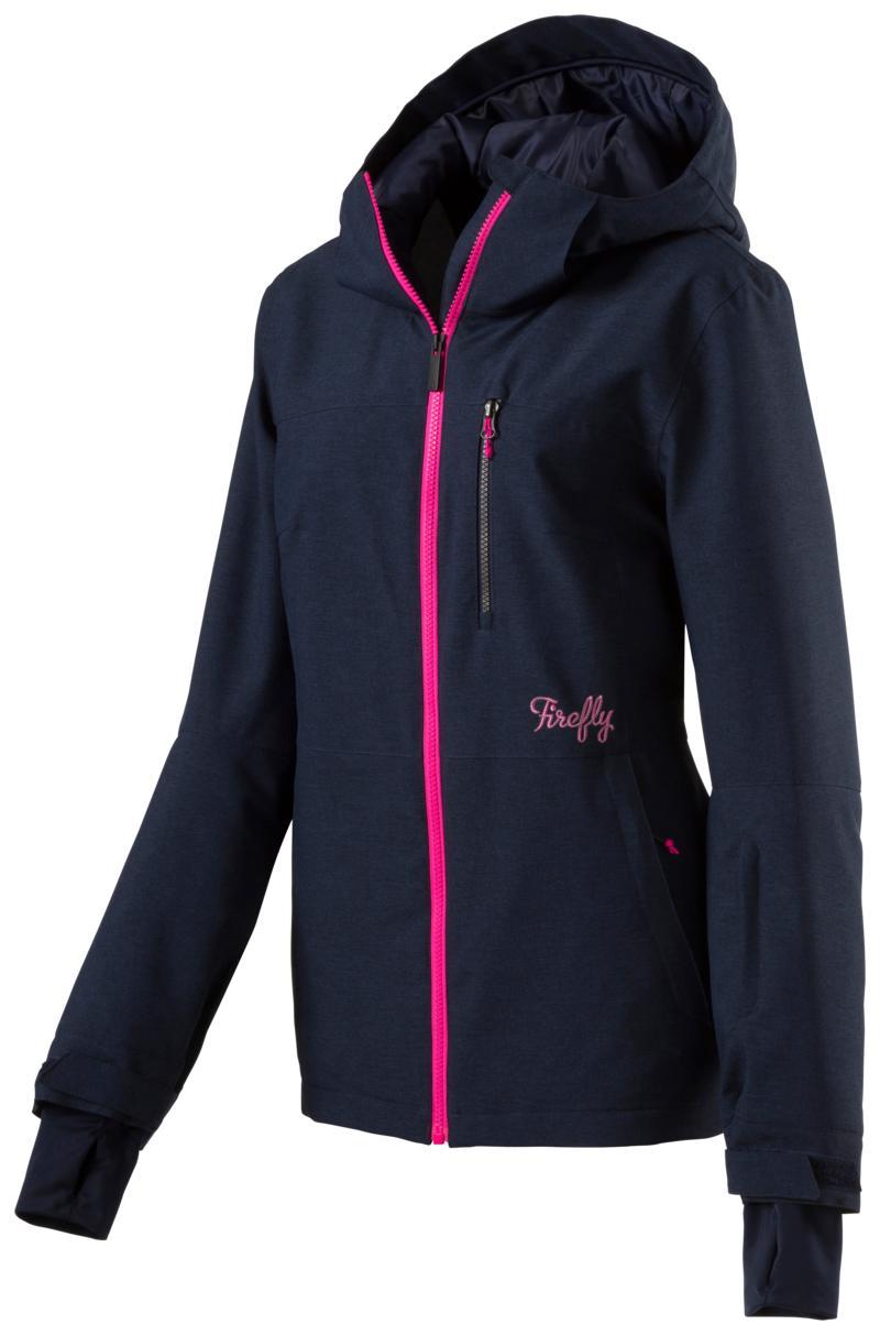 Firefly Amy Wms, ženska smučarska jakna, modra
