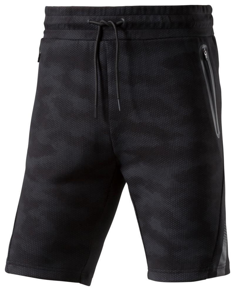 Energetics ANCEL UX, moške fitnes hlače, črna