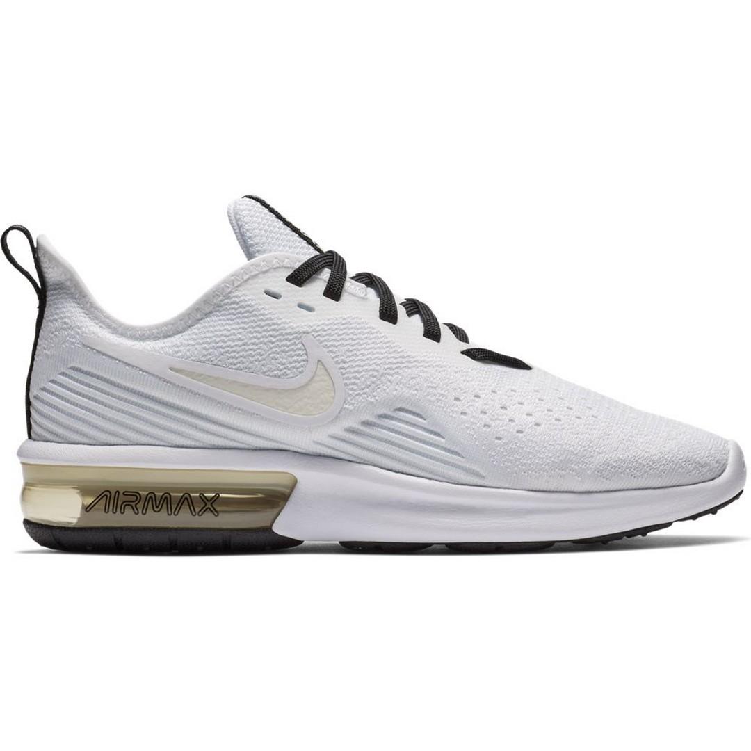 Nike WMNS NIKE AIR MAX SEQUENT 4, ženski tekaški copati, bela