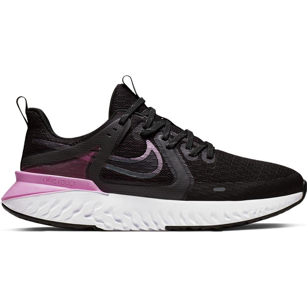 Nike WMNS NIKE LEGEND REACT 2, ženski tekaški copati, črna