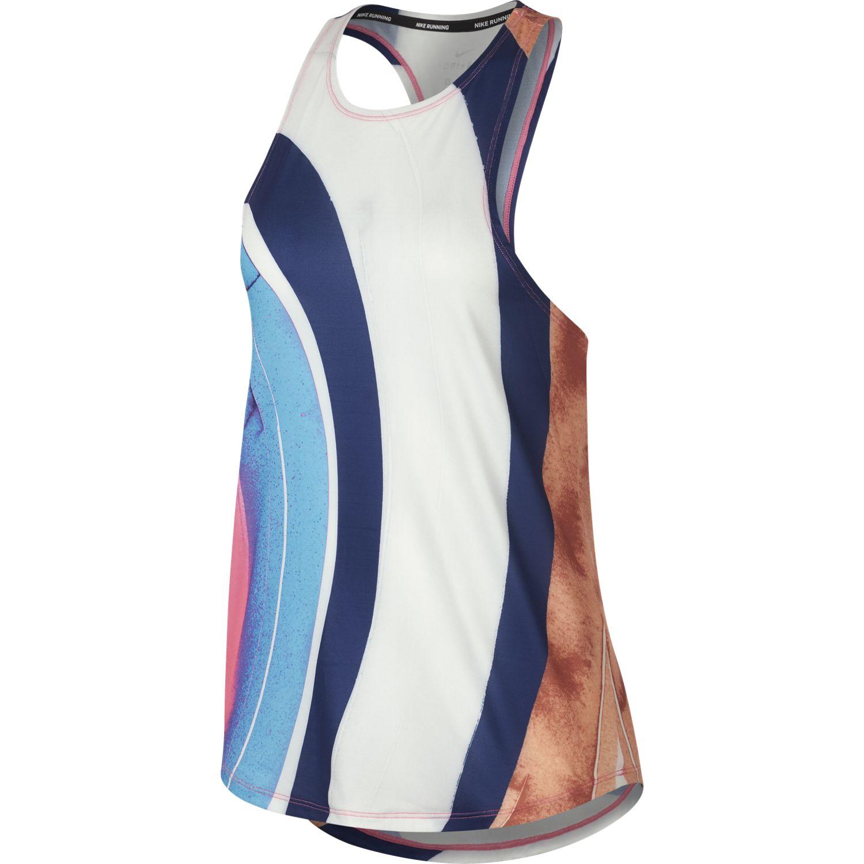 Nike W NK TANK EVA, majica, večbarvno