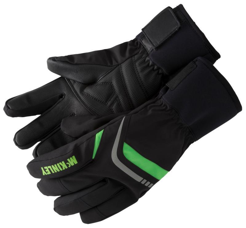 McKinley AUGUSTINO UX, moške smučarske rokavice, zelena