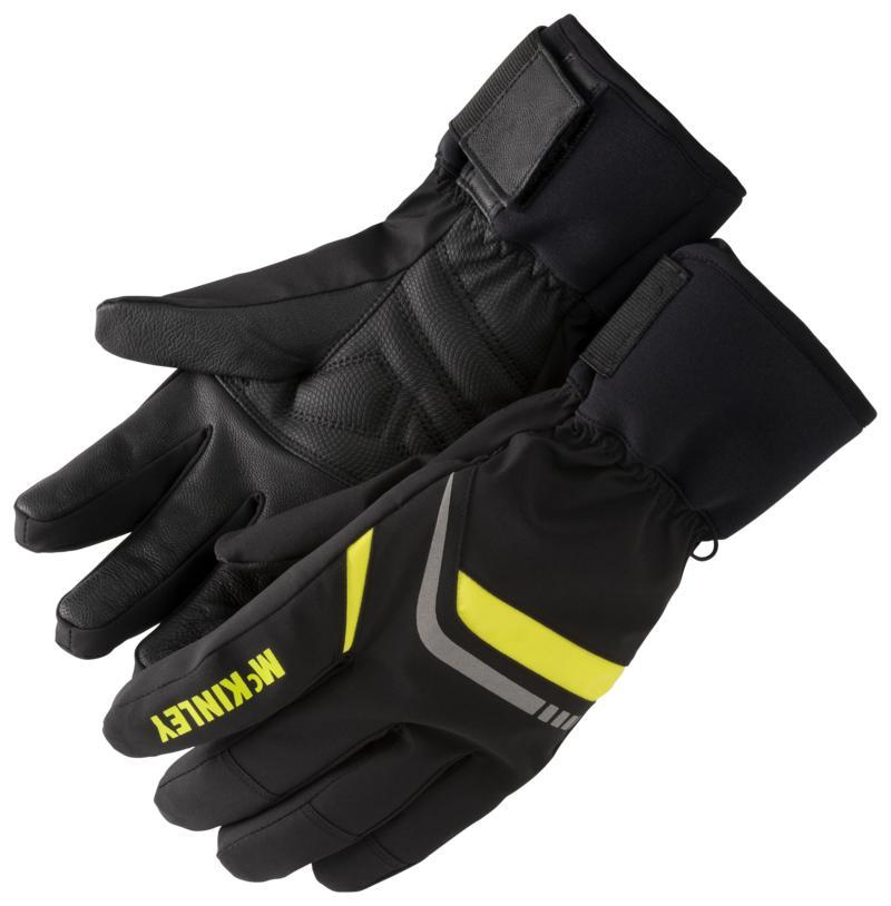 McKinley AUGUSTINO UX, moške smučarske rokavice, črna