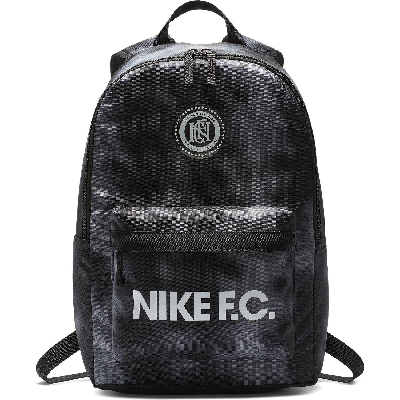 Nike F.C. BKPK, nogometni nahrbtnik, črna