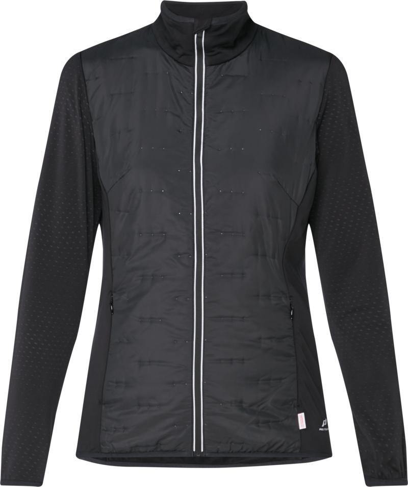 Pro Touch BAYA II WMS, ženska tekaška jakna, črna