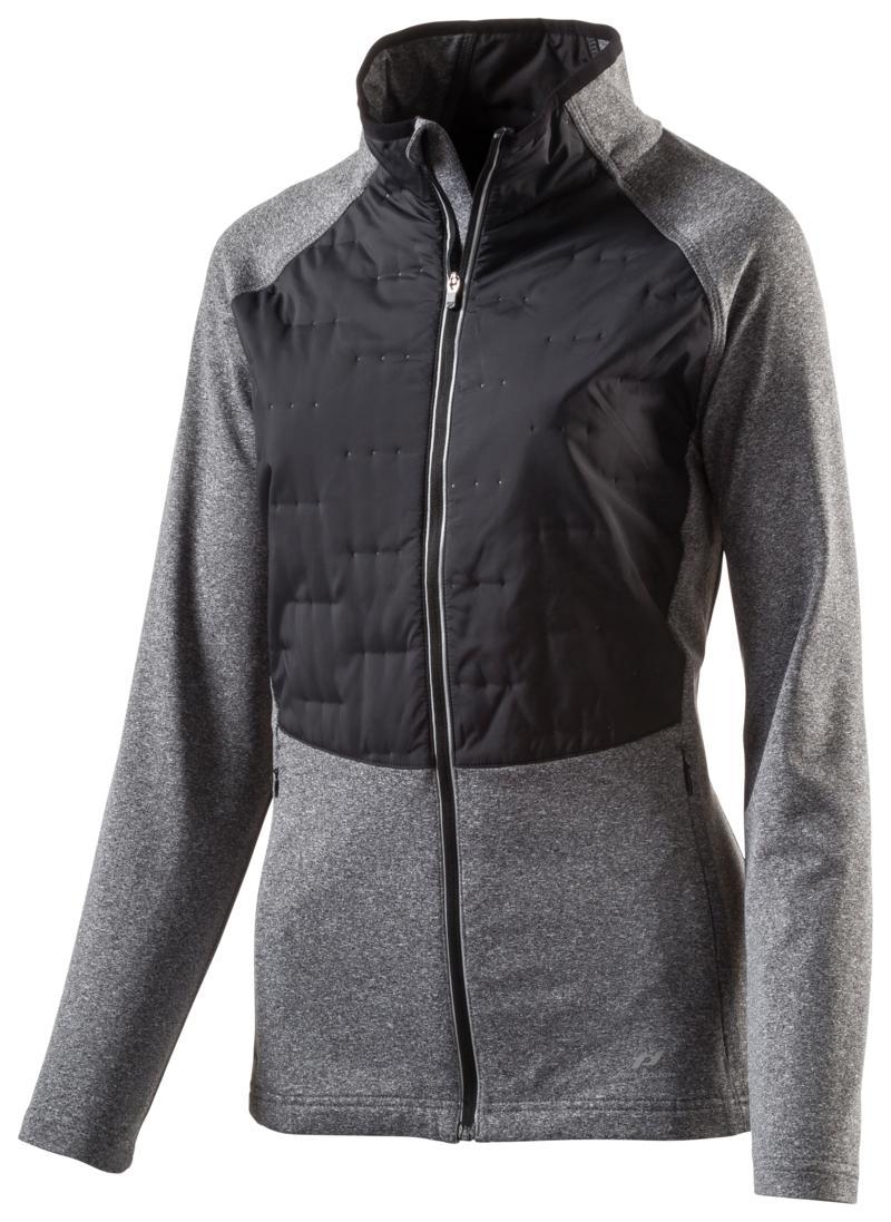 Pro Touch BAYA WMS, ženska tekaška jakna, črna