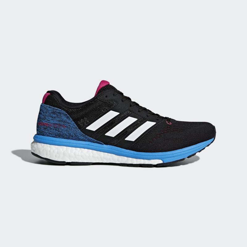 adidas ADIZERO BOSTON 7 W, ženski tekaški copati, črna