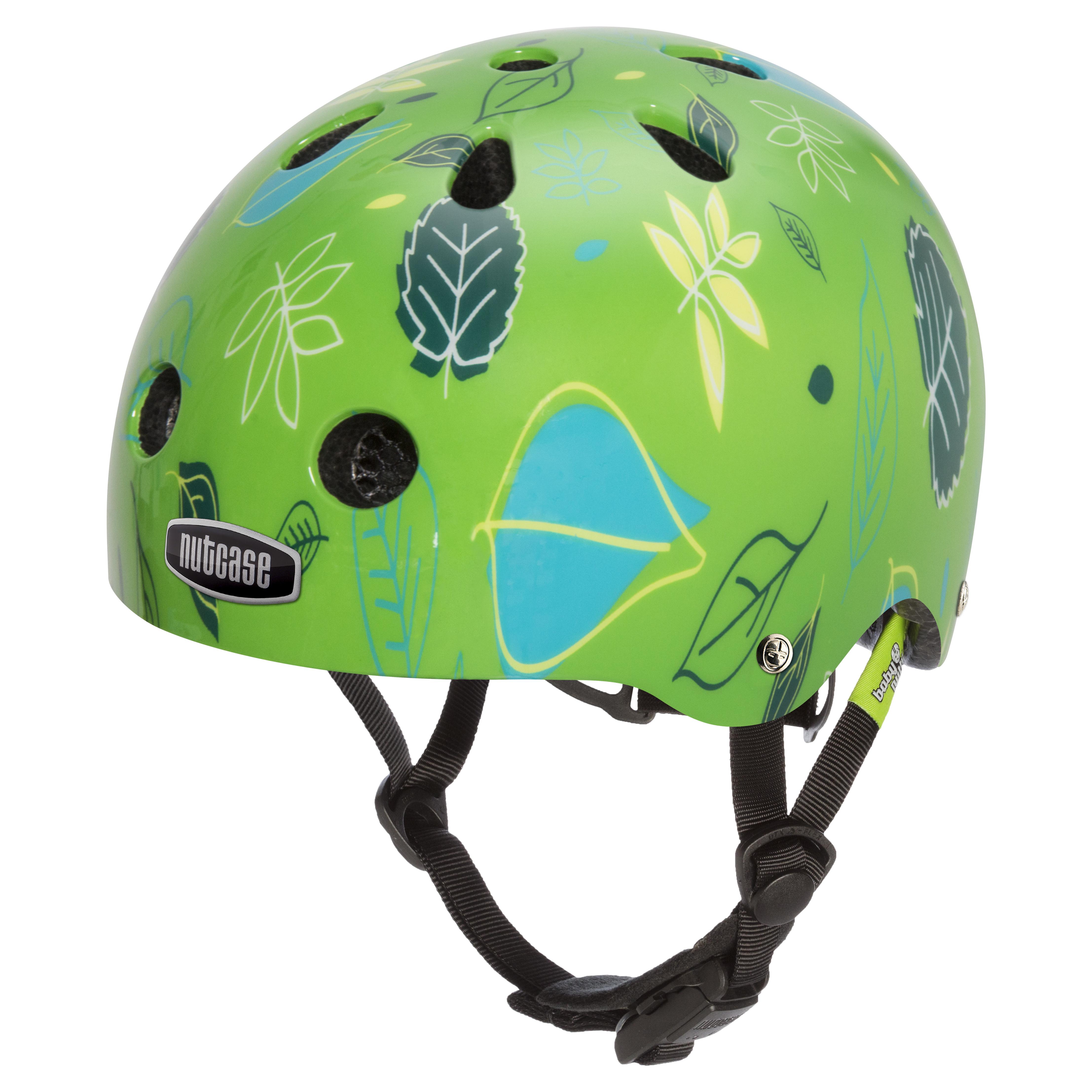 Nutcase BABY NUTTY, otroška kolesarska čelada, zelena