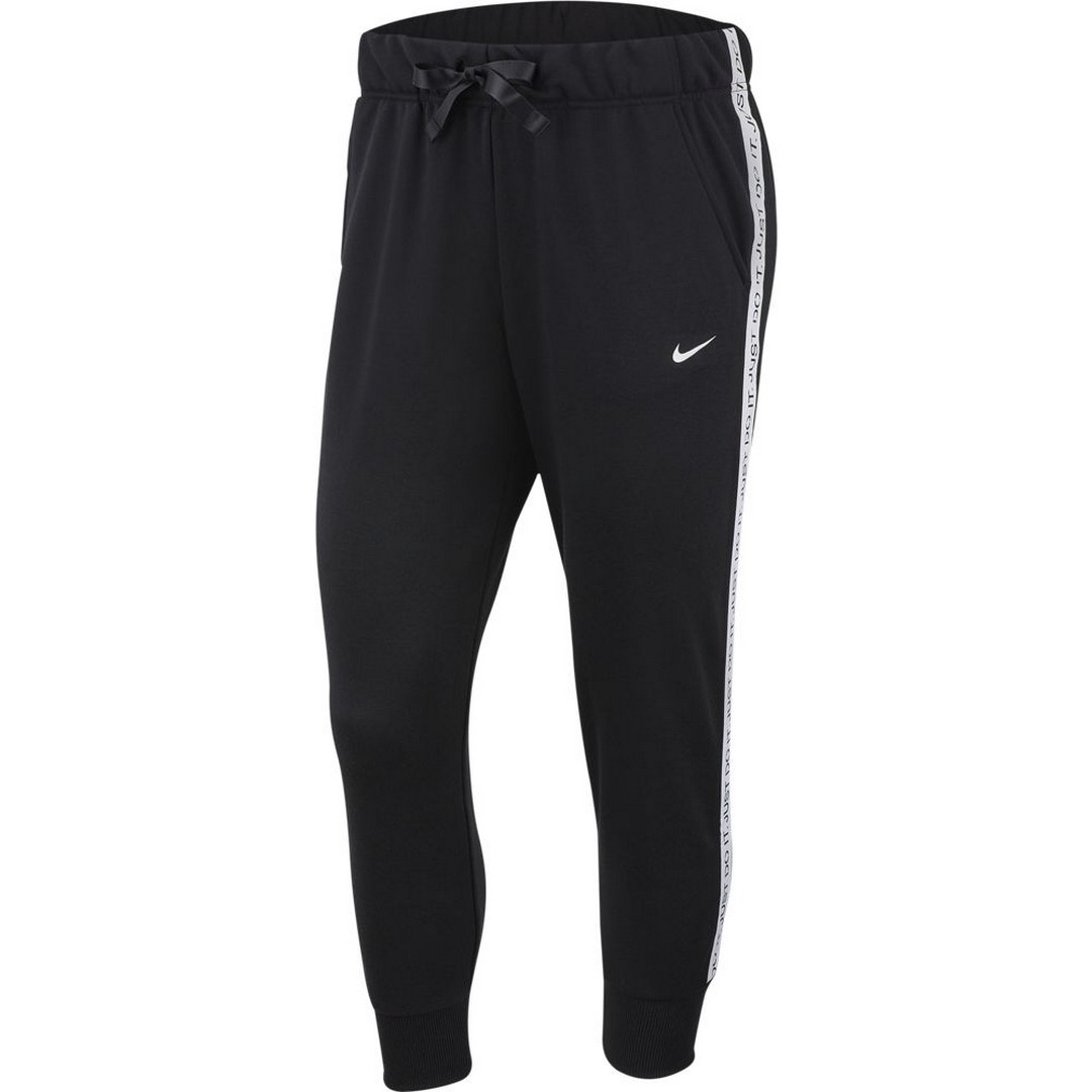 Nike W NK DRY GET FIT FL P T 7/8 EX, pajke ž.fit, črna