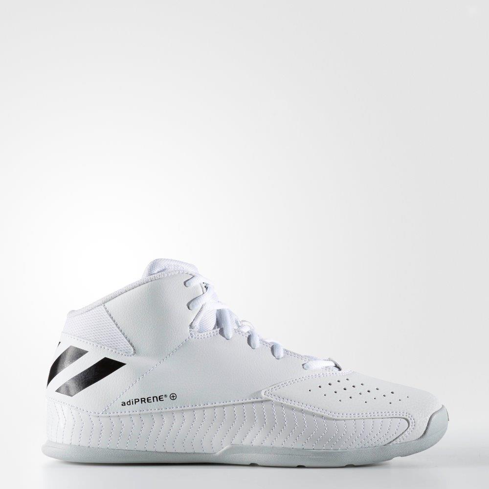 Adidas NXT LVL SPD V, moški košarkarski copati, bela