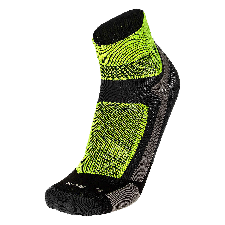 Mico UNISEXS RUNNING ST.29, moške tekaške nogavice, zelena