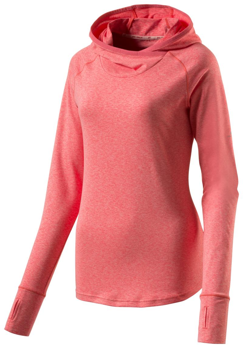 Pro Touch CALA WMS, ženska tekaška majica, rdeča