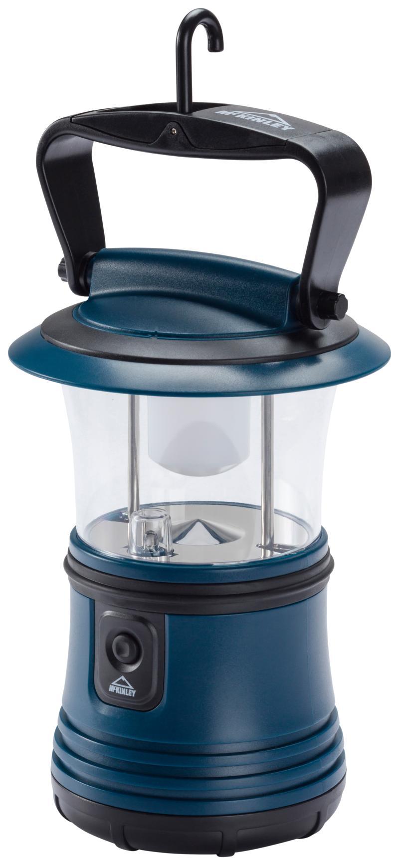 McKinley CAMPING LAMP, svetilka, modra