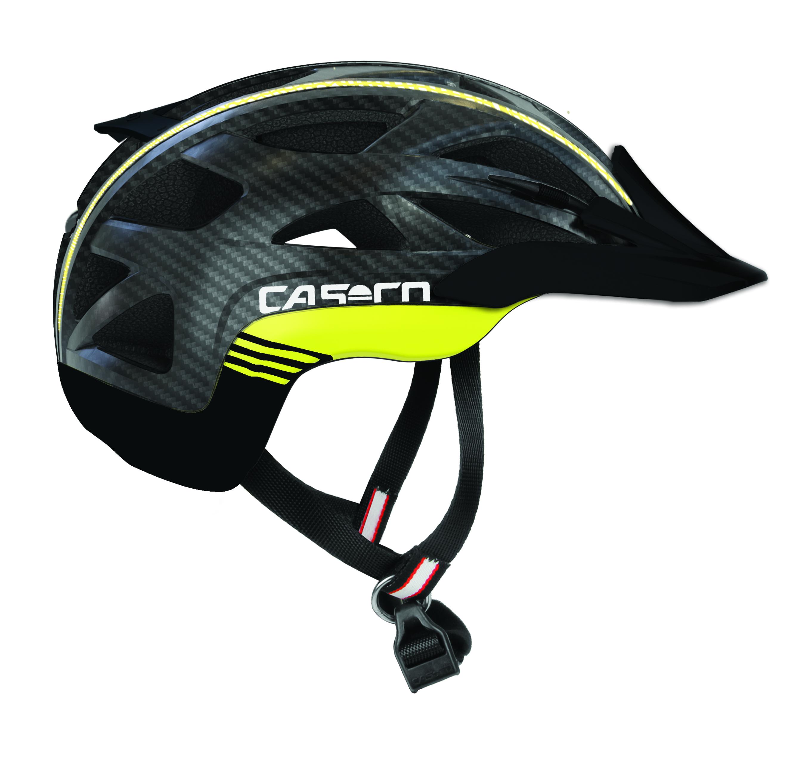 Casco ACTIV 2, kolesarska čelada, črna